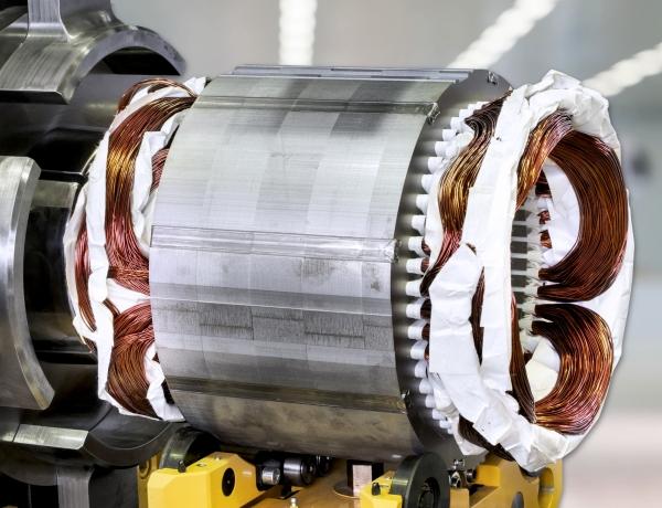Winding shaping machines